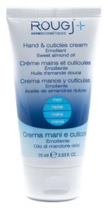 Rougj Crema Mani e Cuticole Emolliente 75 ml