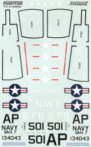 AJ-2 SAVAGE US NAVY