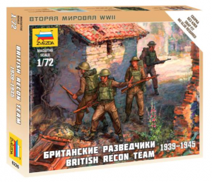 British Recon Team 1939-1945 (Art ofTactic)