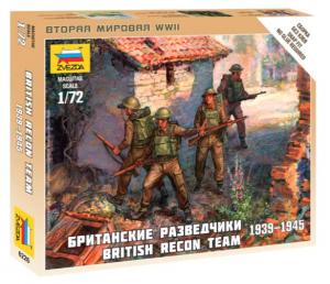 British Recon Team 1939-1945 (Art ofTactic)