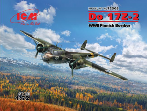 Do-17Z-2, WWII Finnish Bomber