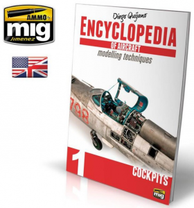 ENCYCLOPEDIA OF AIRCRAFT MODELLING TECHNIQUES VOL.1 : COCKPITS (ENGLISH)