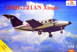 EMB-121AN Xingu (Limited Edition)