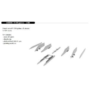 F-104 PILONI ALARI