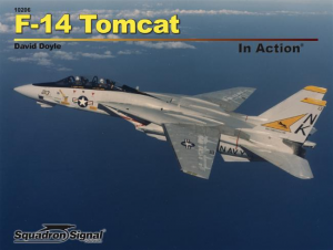 F-14 TOMCAT IN ACTION