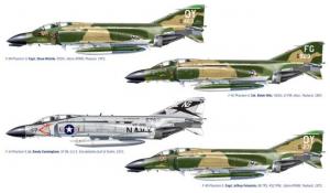 F-4 C/D/J PHANTOM II