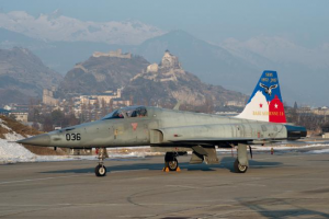 F-5E SWISS AIR FORCE
