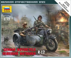 GERMAN MOTORCYCLE R12