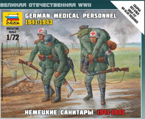 German Medical Personnel (1941-1943) Art of Tactic