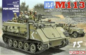 IDF M113 Armored Personnel Carrier - Yom Kippur War 1973