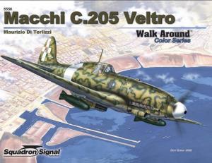 MACCHI C.205 VELTRO COLOR