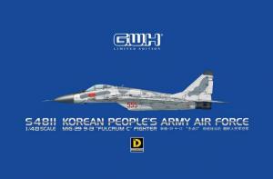 """Mikoyan MiG-29 9-13 """"Fulcrum C"""