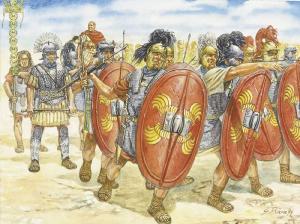 ROMAN INFANTRY BC