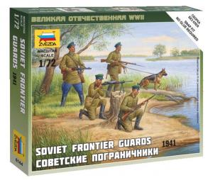 SOVIET FRONTIER GUARDS
