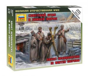 Soviet HQ Winter