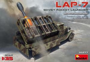 SOVIET ROCKET LAUNCHER LAP-7
