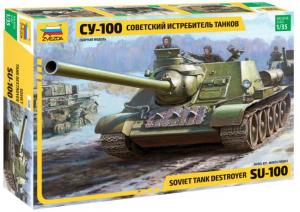 Soviet Tank Destroyer SU-100