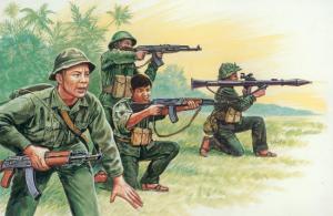 VIETNAMESE ARMY / VIETCON