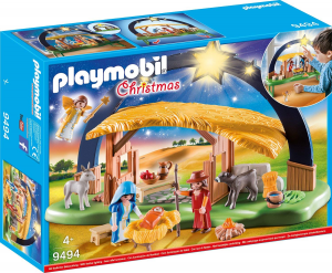 PLAYMOBIL PRESEPE ILLUMINATO 9494