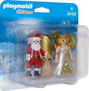 PLAYMOBIL BABBO NATALE CON ANGELO 9498