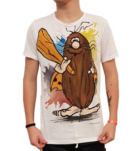 T-shirt dipinta a mano NotPrinted