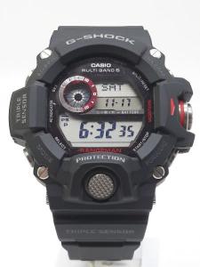 Orologio Casio Uomo G-SHOCK GW-9400-1AER RANGEMAN, con altimetro,barometro,bussola,termometro, vendita on line | OROLOGERIA BRUNI Imperia