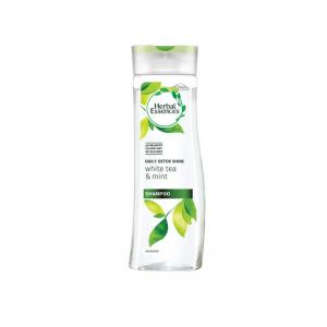 Herbal Essences Daily Detox Shine White Tea And Mint Shampoo 400ml