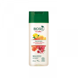 Lida Biosei Citrus And Granada Gel Doccia 600ml