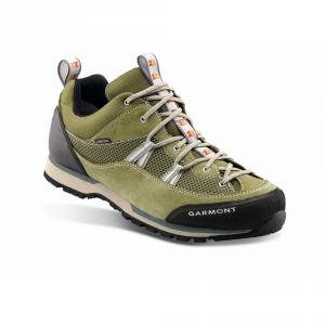 'GARMONT Scarponi trekking uomo STICKY BOULDER GTX bamboo conifer 281158 goretex'