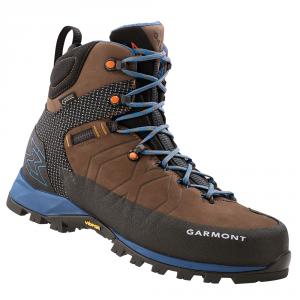'GARMONT TOUBKAL GTX Scarpe trekking marrone scuro / blu goretex pedule montagna'