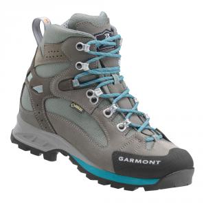 'GARMONT RAMBLER GTX Scarpe trekking goretex grigio /blu acqua donna invernali'