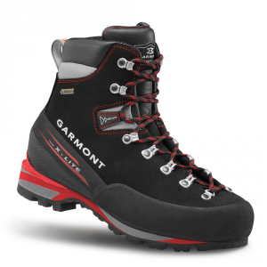 'GARMONT PINNACLE GTX Scarpe trekking nero goretex pedule montagna outdoor grip'