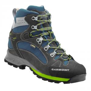 'GARMONT RAMBLER GTX Scarpe trekking antracite / blu goretex scarponi pedule'