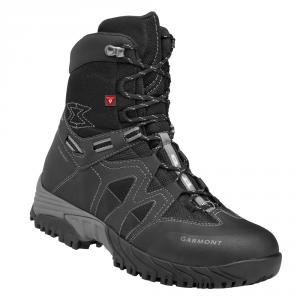 'GARMONT MOMENTUM WP Scarpe trekking nero / grigio pedule montagna outdoor grip'