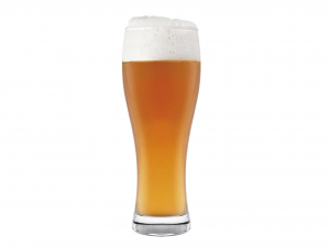 'H&H Set 6 Bicchieri In Vetro Birra Weizen 330 Calici Vino Bicchieri Arredo Tavola'