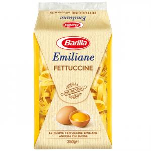 BARILLA Emiliane Fettuccine All' Uovo 250 Grammi Pasta Made In Italy