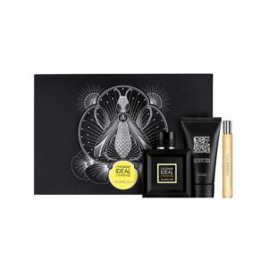 Guerlain L'Homme Ideal Eau De Parfum Spray 100ml Set 3 Parti 2018