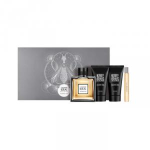 Guerlain L'Homme Ideal Eau De Toilette Spray 100ml Set 4 Parti 2018