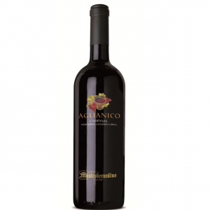 VINO MASTROBERARDINO Aglianico Campania Igt Cl75 Vino Italiano Bevanda Alcolica