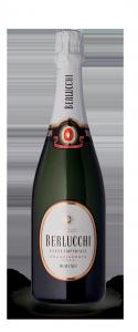 BERLUCCHI Cuvee Imperiale Demi Sec Docg Cl. 75 Vino Italiano Bevanda Alcolica