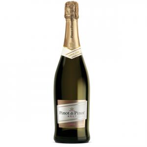 GANCIA Spumante Pinot Di Pinot Brut Cl.75 Vino Italiano Bevanda Alcolica