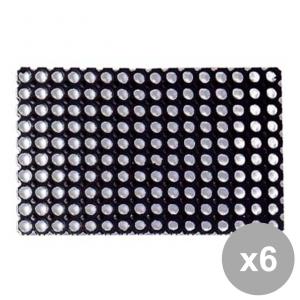 Set 6 Componibile Zerbino 40X70 Cm. Tappeti