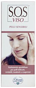 SOS Viso Pelli Sensibili 50 Ml. Cura del viso