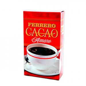 FERRERO Cacao Amaro Confezione Da 75G Per Dolci E Torte - Made In Italy