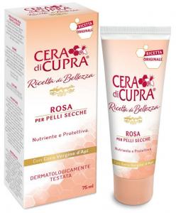 CUPRA Crema Tubo Rosa Pelli Secche 75 Ml Cura Del Viso