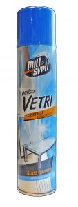 PULISVELT Vetri/Cristalli Spray 300 Ml Pulizia Della Casa