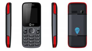 I-INN Go-Color B/R Bluetooth Radio Fm Smartphone Telefono Cellulare