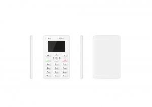 I-INN Credit Phone Whi Bluetooth Radio Fm Smartphone Telefono Cellulare