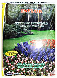 BIOFLOR Terriccio 10 lt.inflor - Prodotto per piante