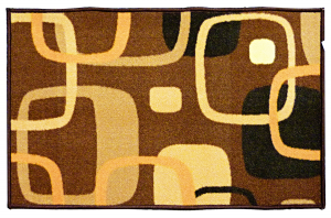 CARIOCA Tappeto 50x80 cm.tapdi0187 - Tappeti